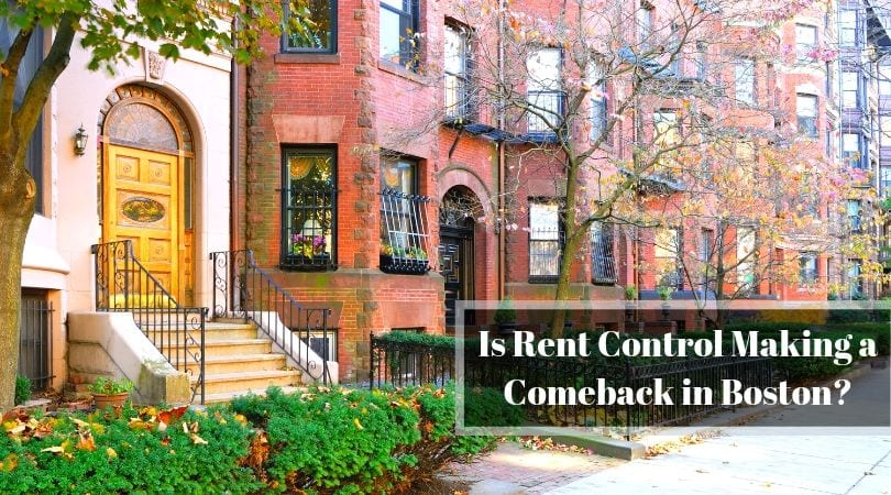 Boston Rent Control